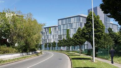 High Field House, Sandyford – New office Park of 300,000 sq. ft.